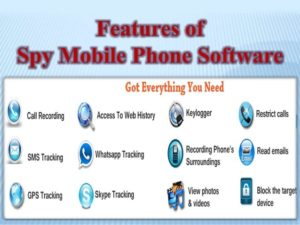 Spy Mobile Phone Software by Softwaremee