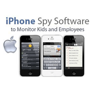 Spy Software For I-Phones